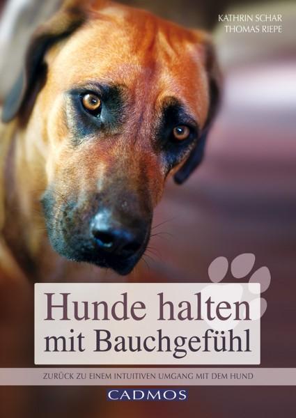 Hunde halten mit Bauchgefühl