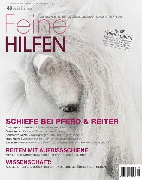 Feine Hilfen (40) – Das Bookazin für den verantwortungsvollen Umgang mit Pferden