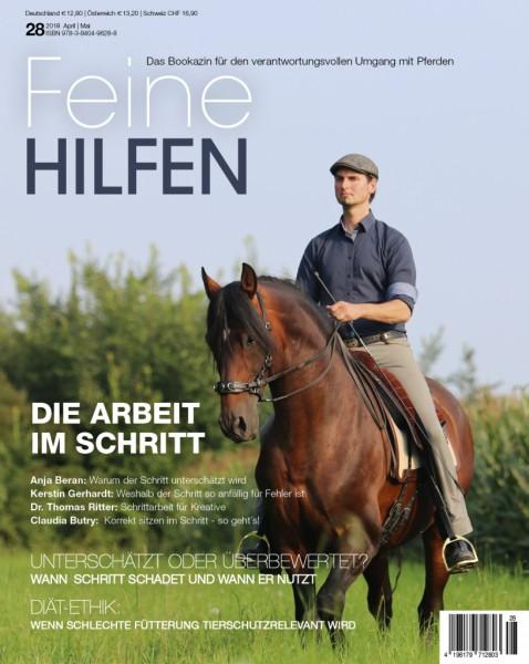 Feine Hilfen (28) – Das Bookazin für den verantwortungsvollen Umgang mit Pferden