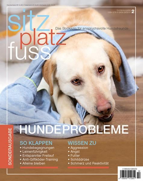 """SitzPlatzFuss Sonderausgabe II """"Alltags- und Verhaltensprobleme"""""""