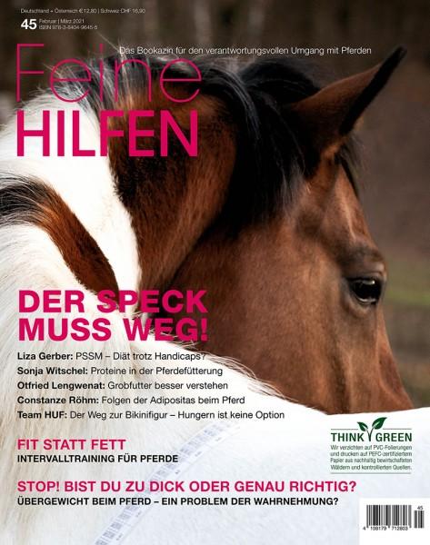 Feine Hilfen (45) – Das Bookazin für den verantwortungsvollen Umgang mit Pferden
