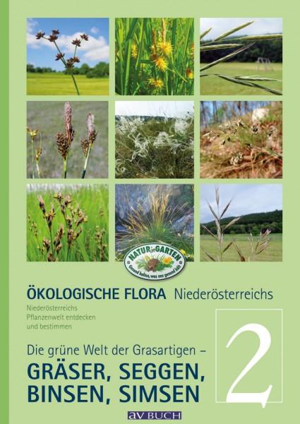 Ökologische Flora Niederösterreichs, Band 2