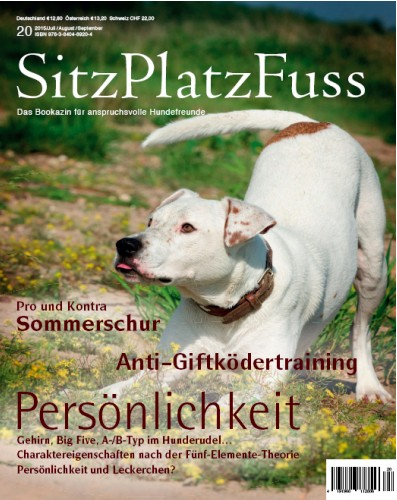 SitzPlatzFuss (20) – Das Bookazin für anspruchsvolle Hundefreunde
