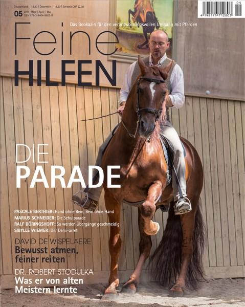 Feine Hilfen (5) – Das Bookazin für den verantwortungsvollen Umgang mit Pferden