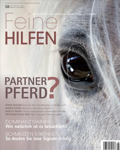 Feine Hilfen (8) – Das Bookazin für den verantwortungsvollen Umgang mit Pferden
