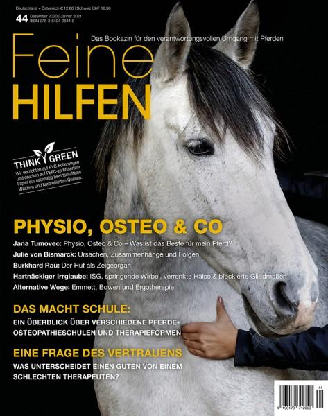Feine Hilfen (44) – Das Bookazin für den verantwortungsvollen Umgang mit Pferden