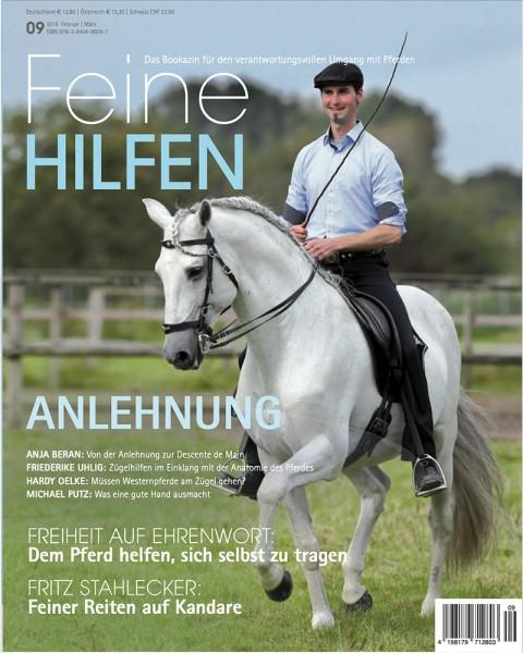 Feine Hilfen (9) – Das Bookazin für den verantwortungsvollen Umgang mit Pferden