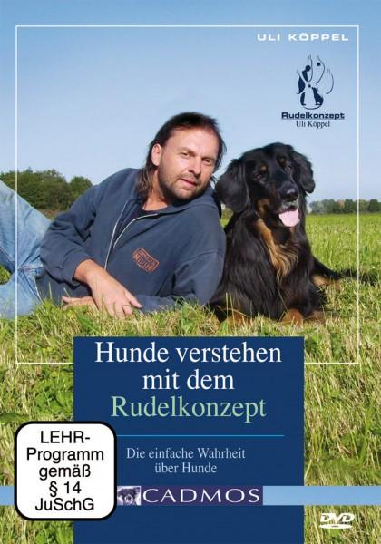 Hunde verstehen mit dem Rudelkonzept – DVD