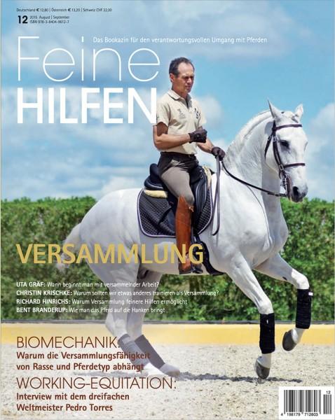 Feine Hilfen (12) – Das Bookazin für den verantwortungsvollen Umgang mit Pferden