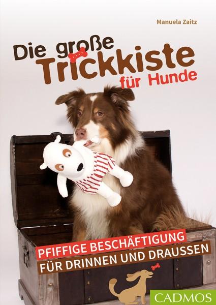 Die große Trickkiste für Hunde