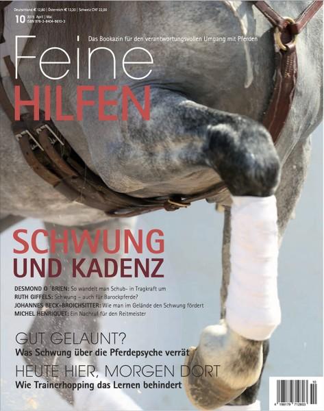 Feine Hilfen (10) – Das Bookazin für den verantwortungsvollen Umgang mit Pferden