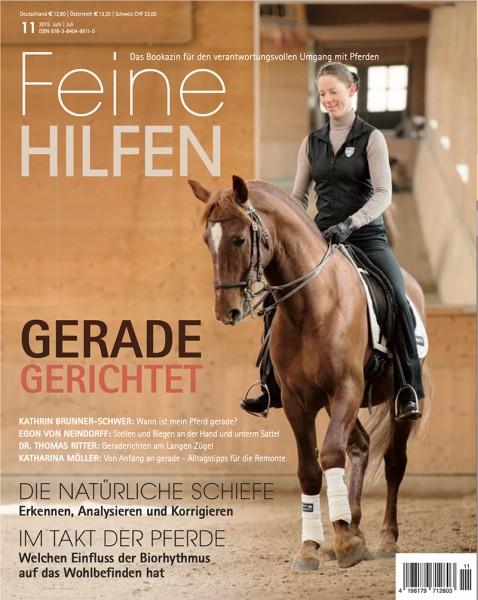 Feine Hilfen (11) – Das Bookazin für den verantwortungsvollen Umgang mit Pferden
