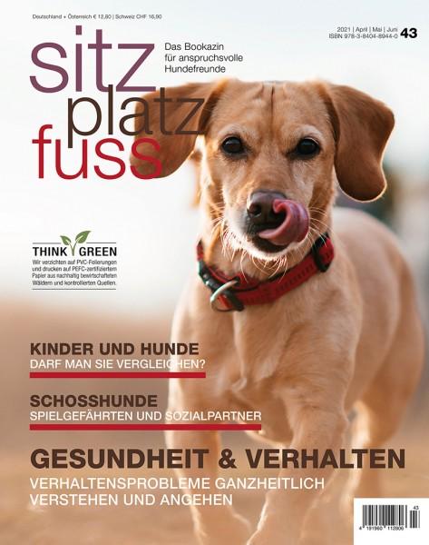 SitzPlatzFuss (43) – Das Bookazin für anspruchsvolle Hundefreunde
