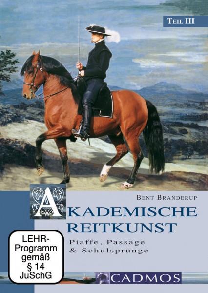 Akademische Reitkunst Teil III (DVD)