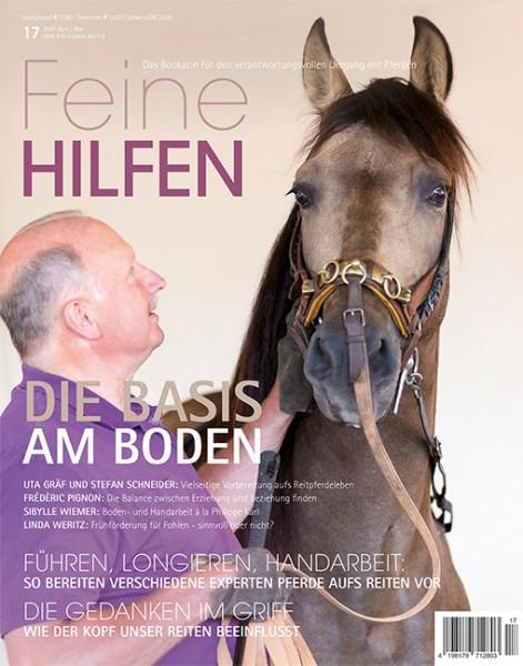 Feine Hilfen (17) – Das Bookazin für den verantwortungsvollen Umgang mit Pferden