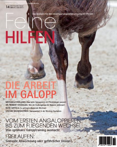Feine Hilfen (14) – Das Bookazin für den verantwortungsvollen Umgang mit Pferden
