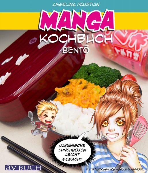 Manga Kochbuch Bentô