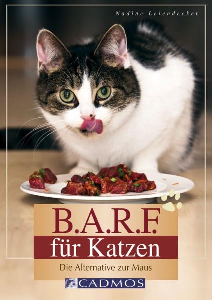 B.A.R.F. für Katzen – BARF für Katzen