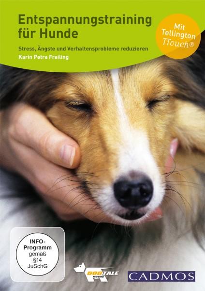 Entspannungstraining für Hunde – DVD