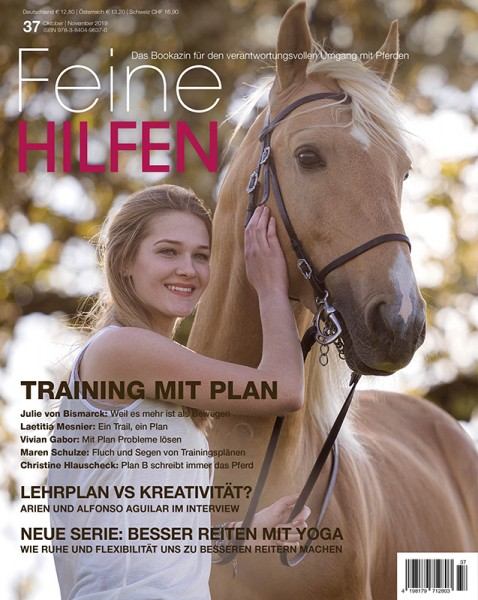 Feine Hilfen (37) – Das Bookazin für den verantwortungsvollen Umgang mit Pferden
